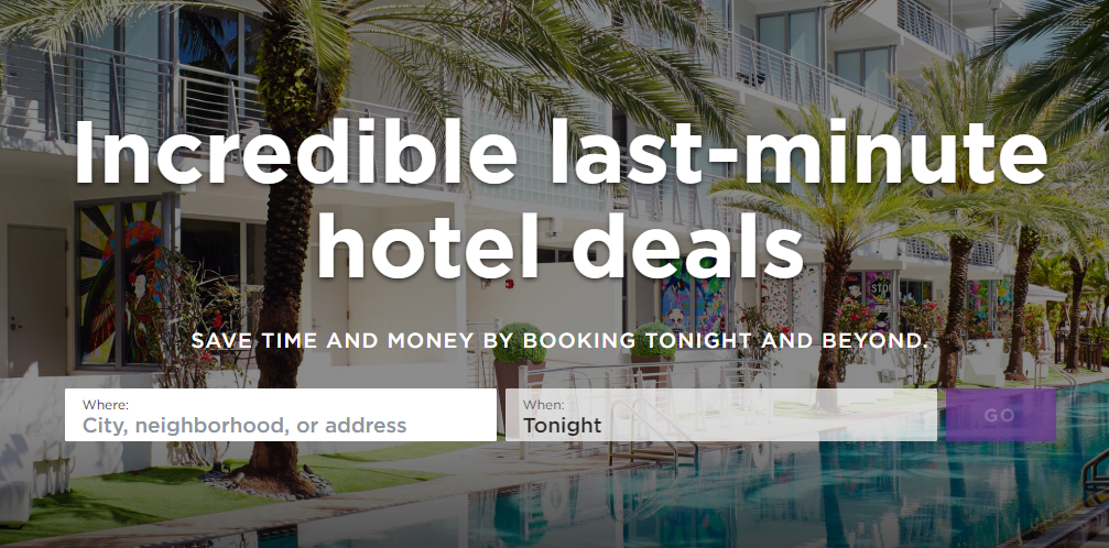 Hotel Tonight Promo Code For Existing Users